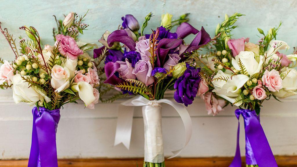 Foto: 10 Inspirasi Dekorasi Pernikahan Sesuai Tren Warna 2018