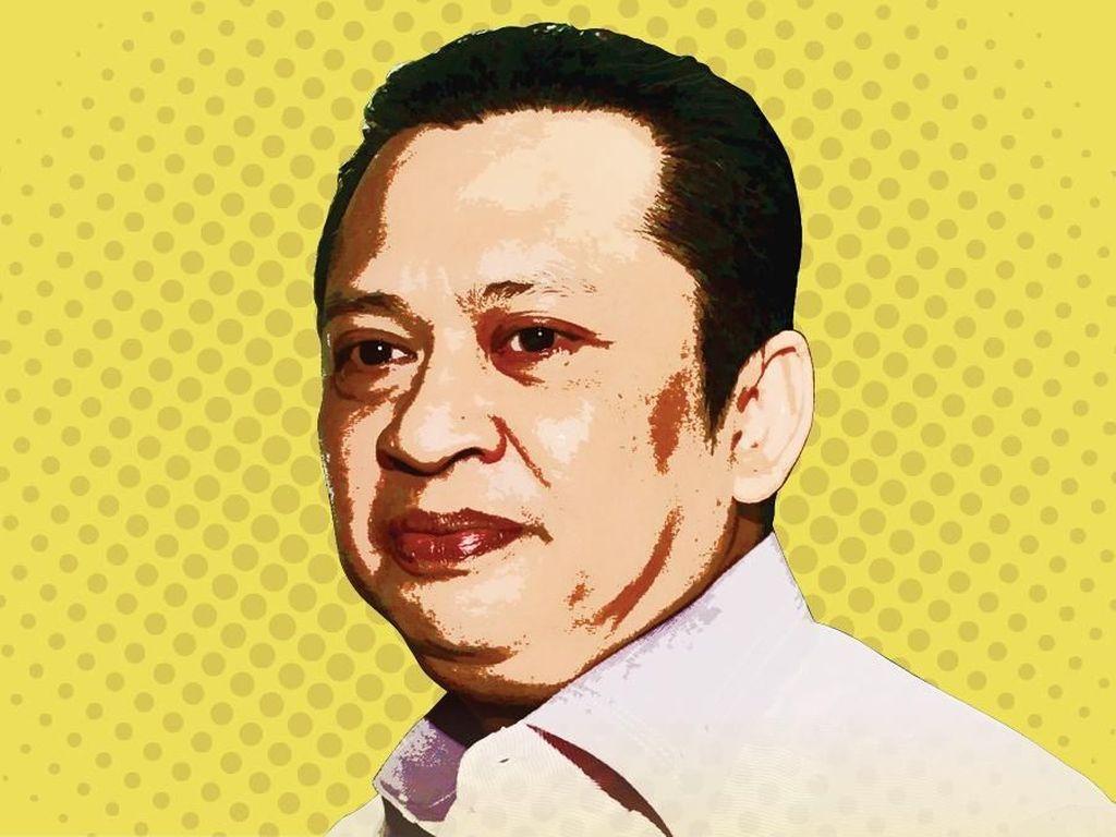 Profil Bambang Soesatyo, Ketua DPR Baru Pengganti Novanto