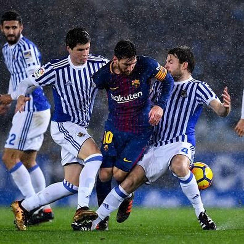 Messi Pecahkan Rekor Gol Gerd Mueller