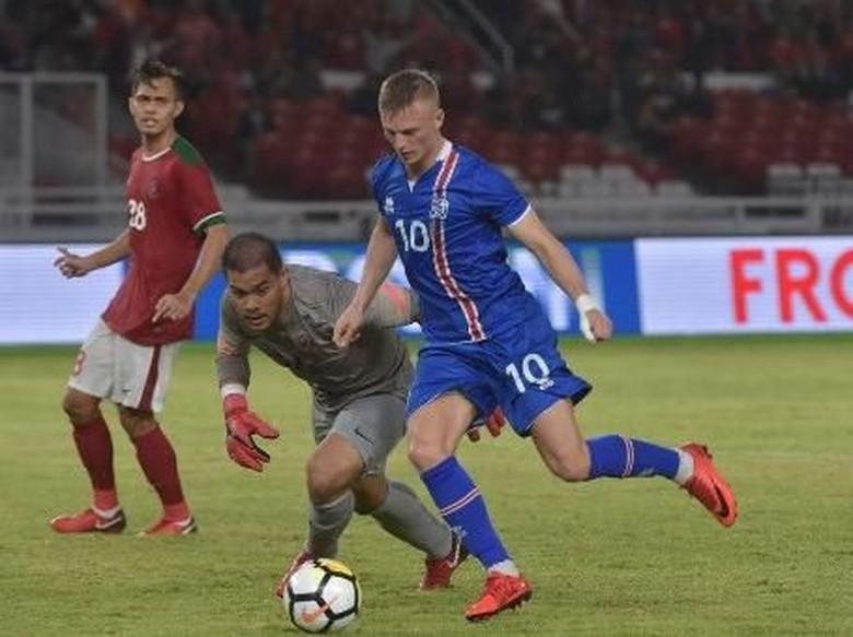 Kecepatan Pemain Indonesia Diakui Pencetak Hat-trick Islandia