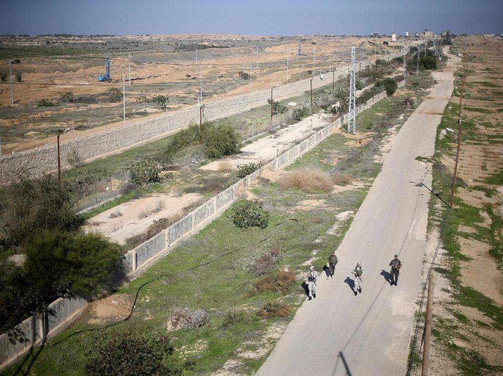 Jet Tempur Israel Kembali Gempur Markas Hamas di Gaza