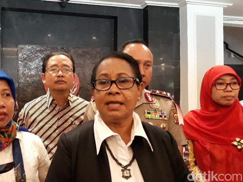 Menteri Yohana: Pelaku Jalani Pidana Dulu, Lalu Suntik Kebiri
