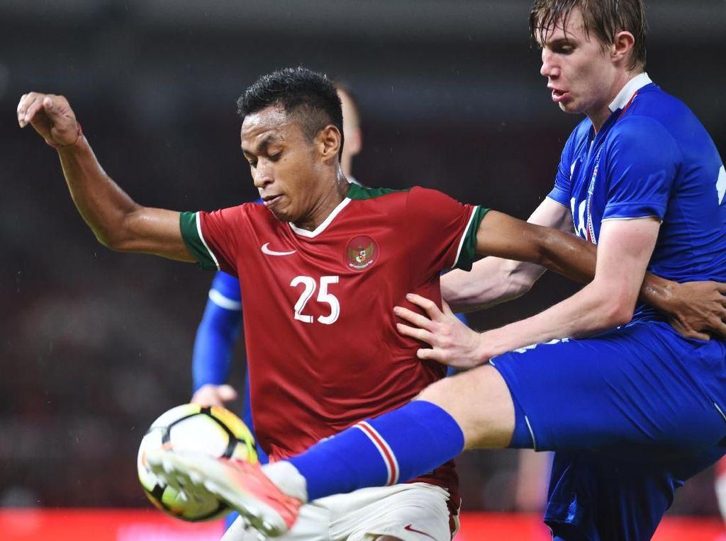 Trial ke Luar Negeri, Osvaldo Haay Tinggalkan TC Timnas U-22