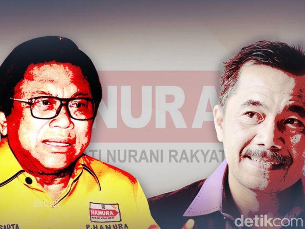 Foto: Saat Hati Nurani Rakyat Pecah