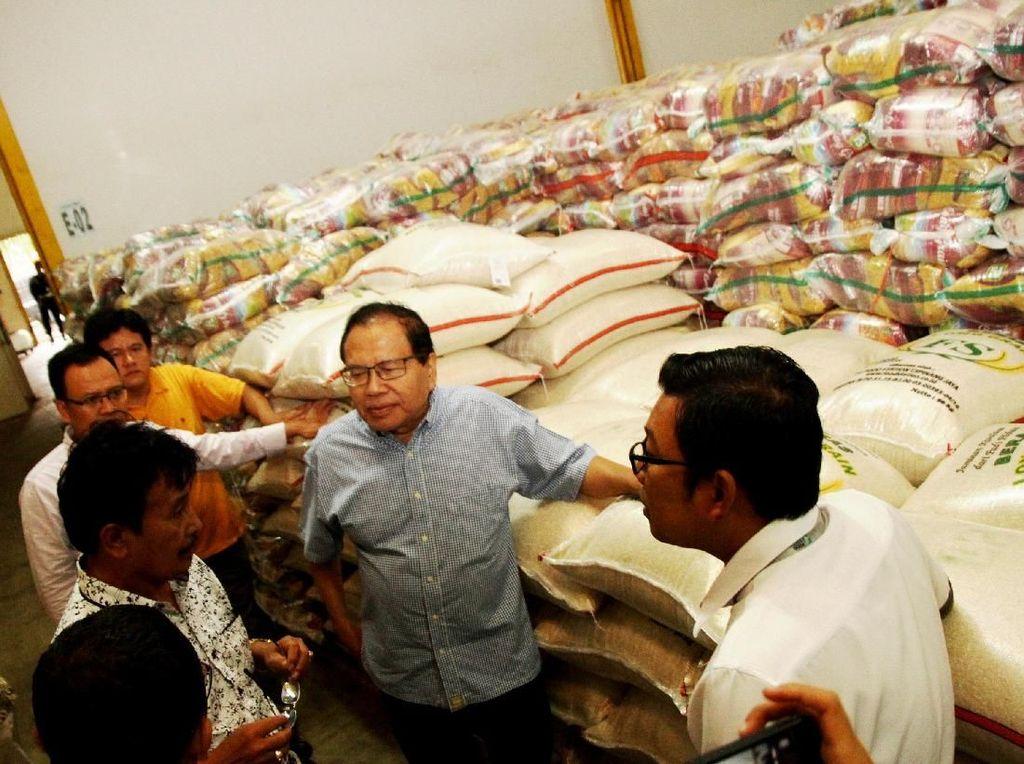 Rizal Ramli Kritik Kebijakan Impor Beras