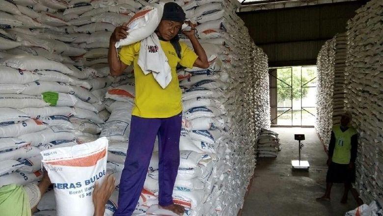 20.000 Ton Beras Impor Masuk ke RI Pekan Depan