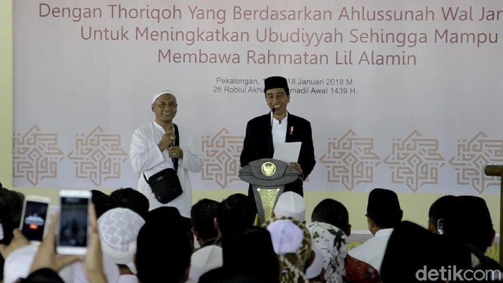 Begini Jadinya Ketika Ada Warga Tolak Sepeda Pemberian Jokowi