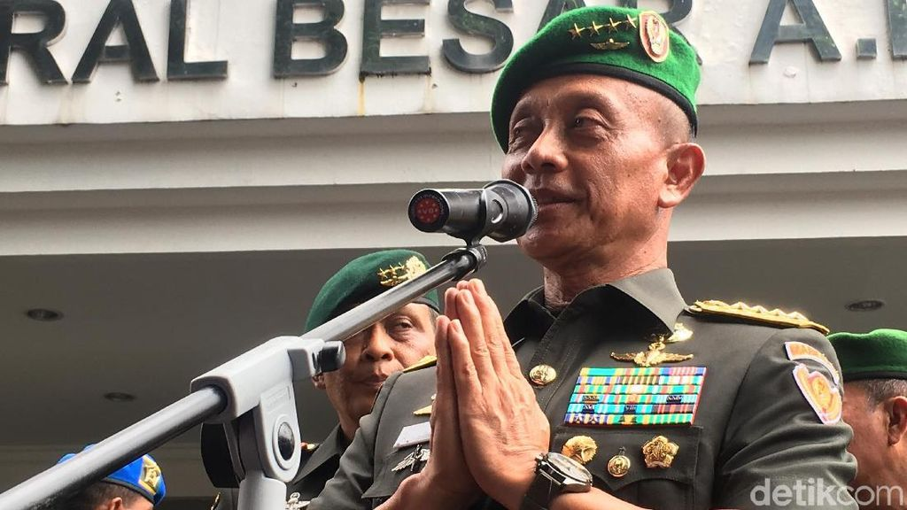KSAD: TNI Netral, Prajurit Jangan Terpengaruh Pilkada