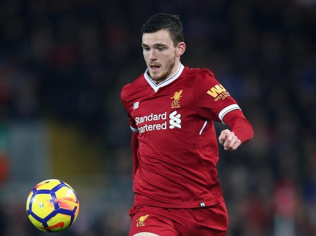 Robertson: Persaingan Musim Ini Akan Lebih Sengit, Takkan Hanya Liverpool-City