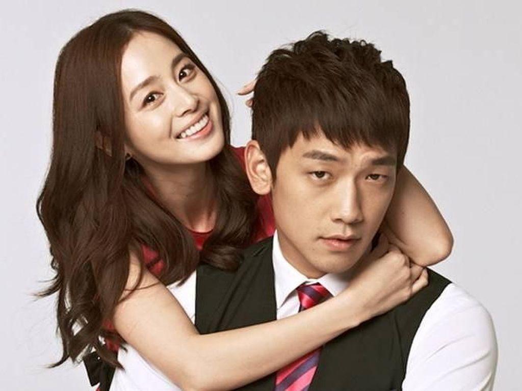 Kim Tae Hee dan Rain akan Dikaruniai Anak ke-2