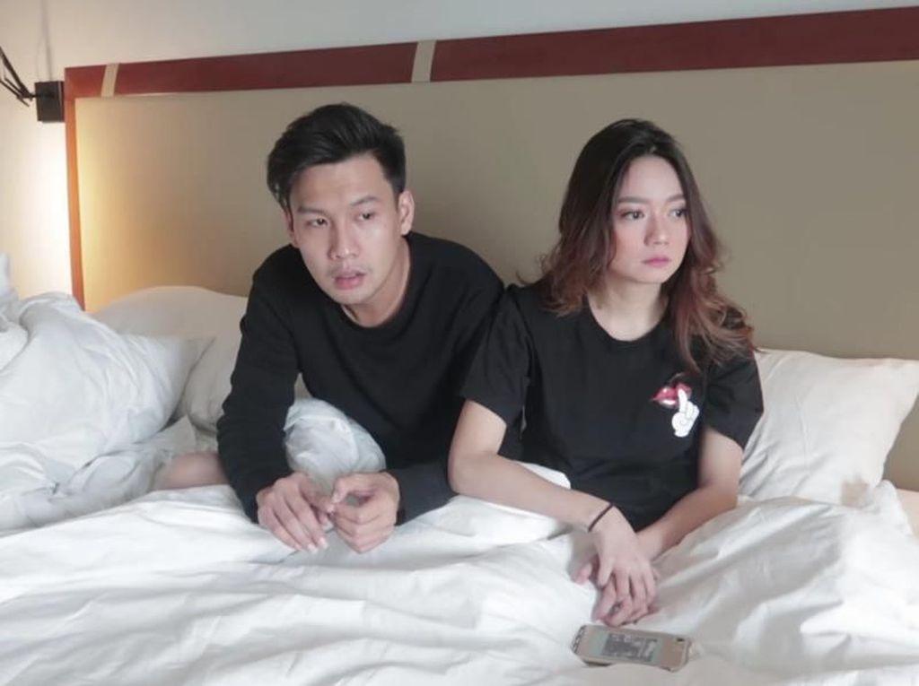 Janin di Kandungan Stella Tidak Berkembang, Fendy Chow Menangis