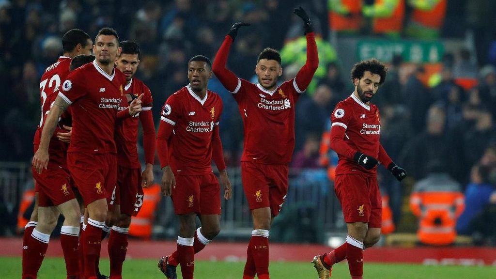 Finis Empat Besar Harga Mati untuk Liverpool
