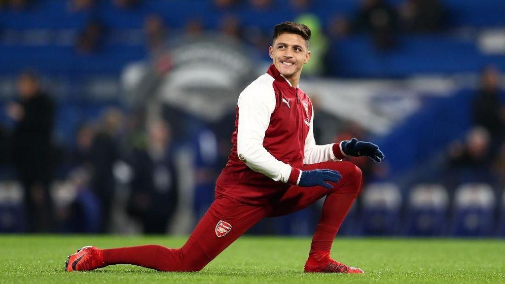 Sanchez Akan Digaji Besar Oleh MU, Ini Komentar Wenger