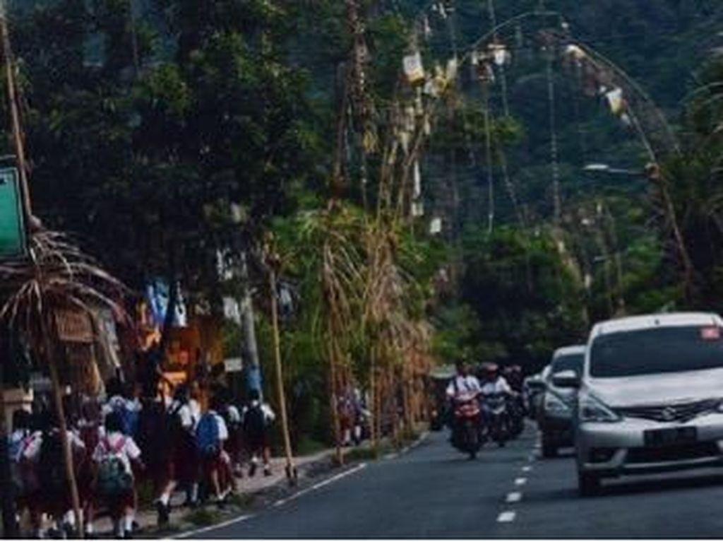 7 Liter Bensin Cukup untuk Jelajah Bali hingga Puas