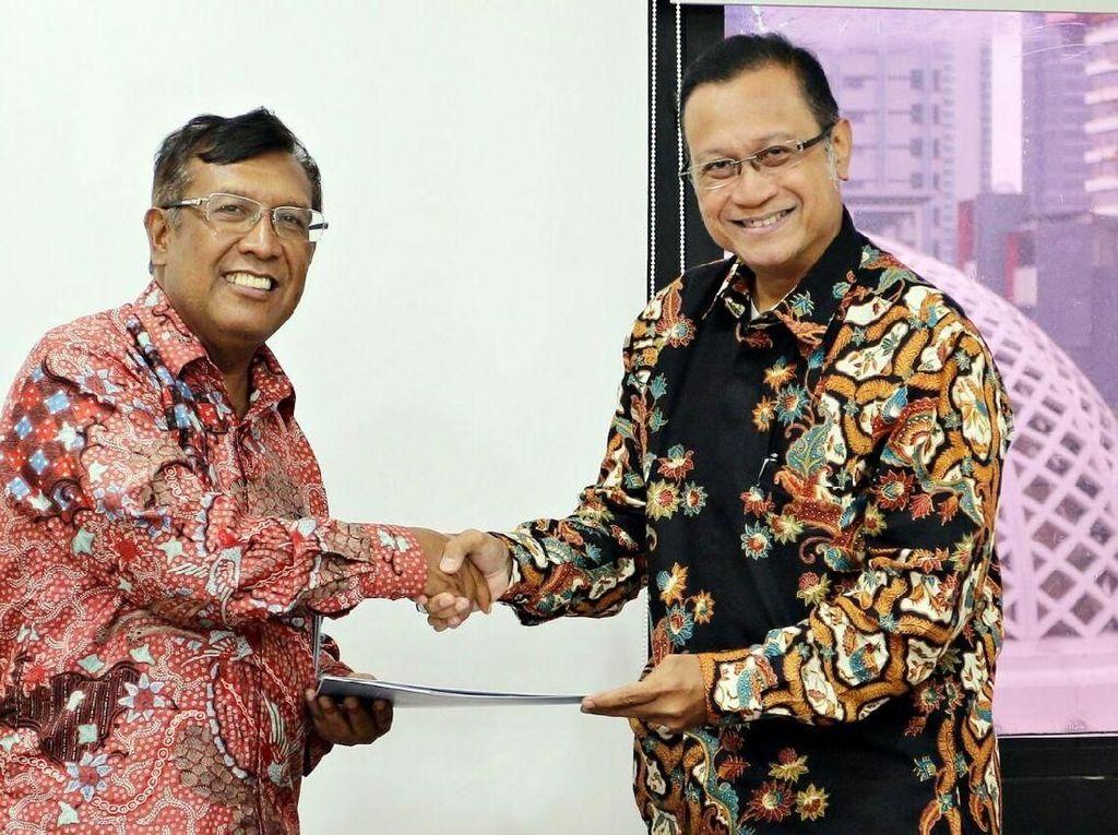 Rini Copot Edi Sukmoro dari Jabatan Dirut KAI