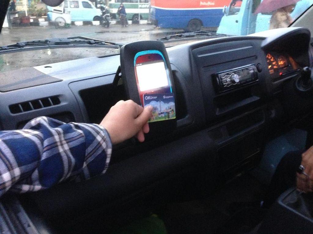 Pemprov DKI akan Pasang Mesin Tap OK Otrip di Tanah Abang