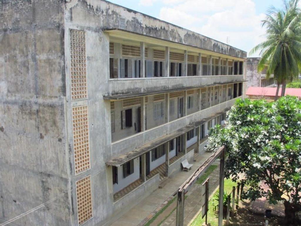 Museum yang Bikin Merinding di Phnom Penh