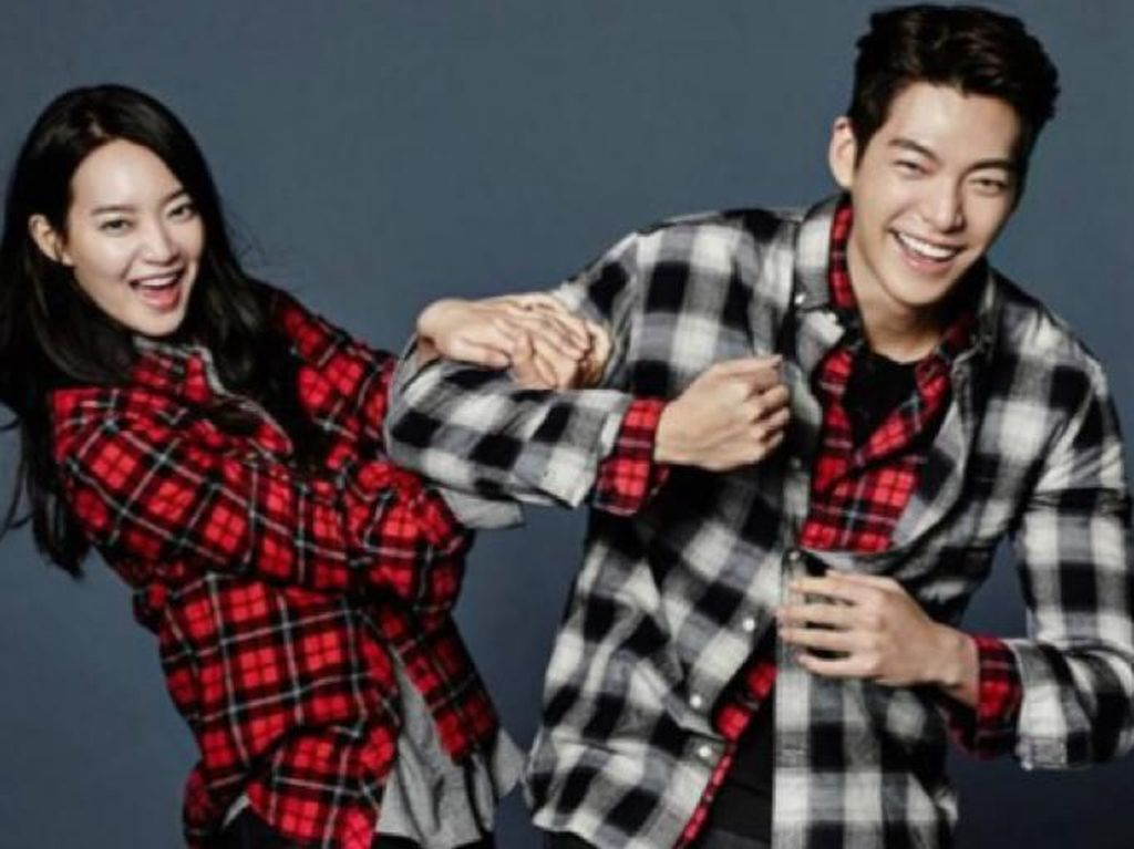 Kim Woo Bin dan Shin Min Ah Bakal Menikah?