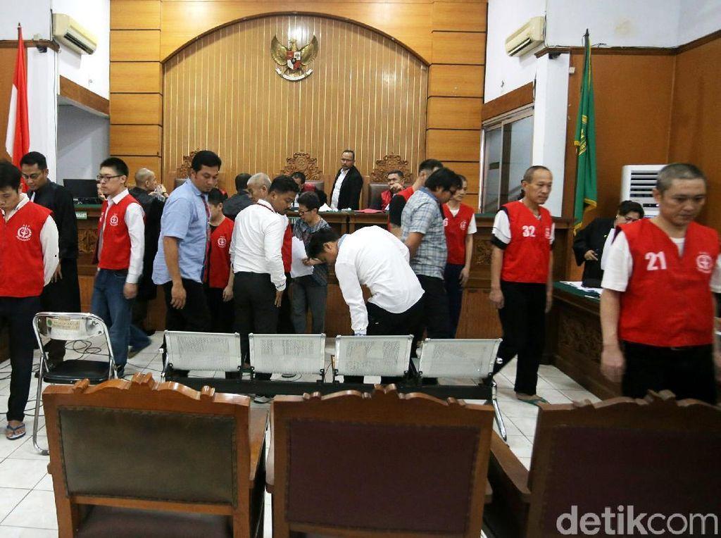 Jaksa Belum Siap, Sidang Tuntutan Kasus 1 Ton Sabu Kembali Ditunda