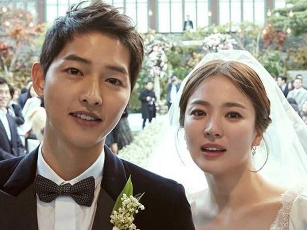 Breaking! Song Jong Ki Gugat Cerai Song Hye Kyo