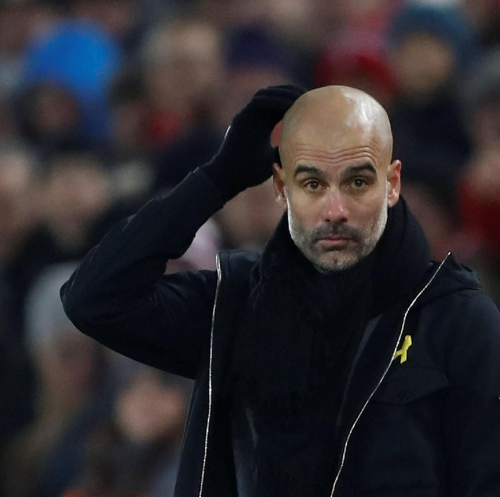Wenger: Guardiola Saat itu Sudah Ketuaan untuk Arsenal