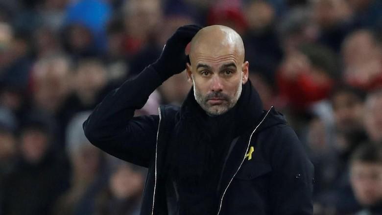 Guardiola Diklaim Punya Rasa Kepercayaan Diri Rendah