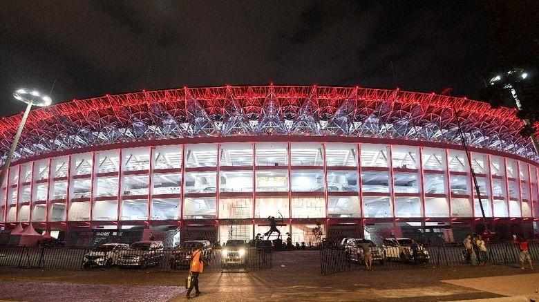 Persija Pakai Stadion GBK: 1 Laga Bayar Rp 540 Juta + Jaminan Rp 1,5 Miliar