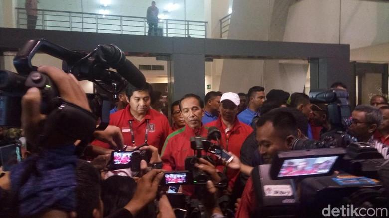 Ingatkan Lagi Pentingnya Kompetisi, Jokowi Juga Beri Selamat untuk Persib