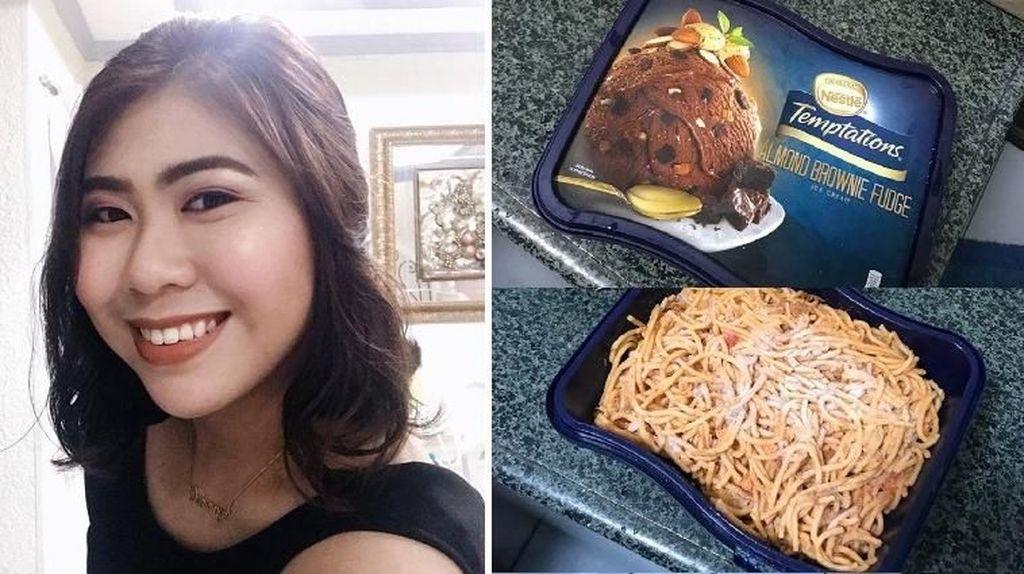 Beli Es Krim Isinya Spaghetti, Tapi Kok Permintaan Maaf Supermarket Cuma Begini!