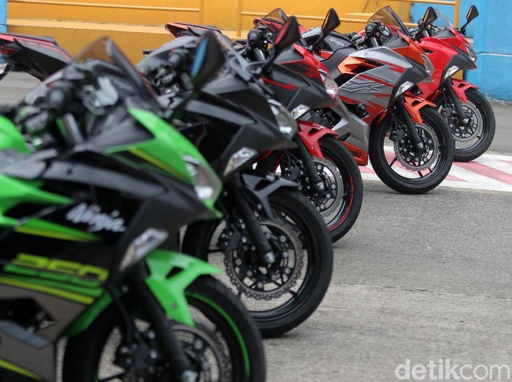 Alasan Kawasaki Alami Penurunan Penjualan di April 2018