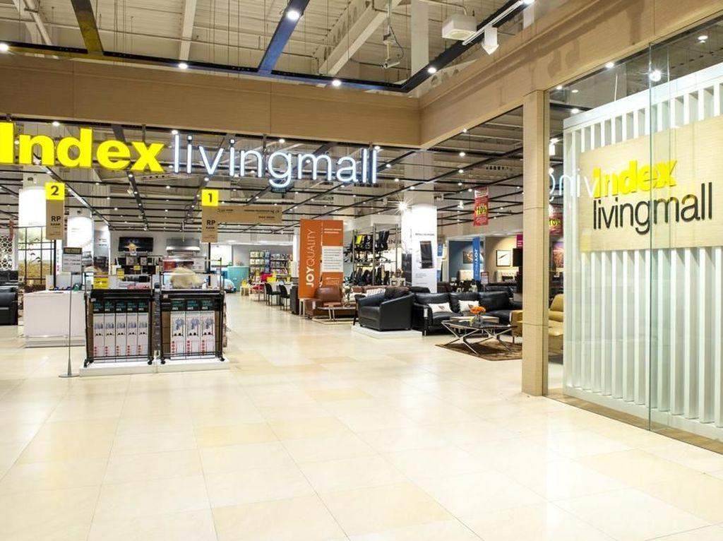Lebih Hemat dan Praktis Beli 1 Set Furniture di Index Living Mall