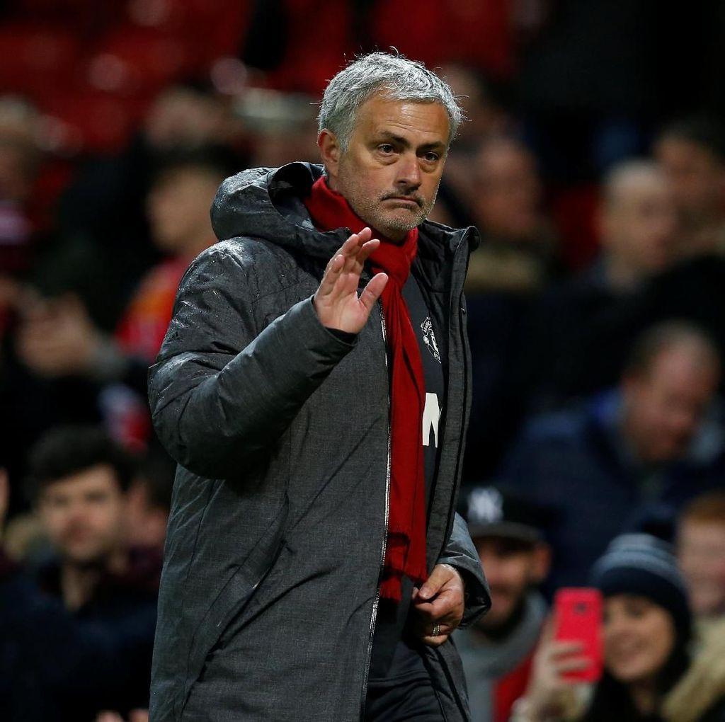 Dikontrak TV Rusia, Mourinho Jadi Komentator Piala Dunia