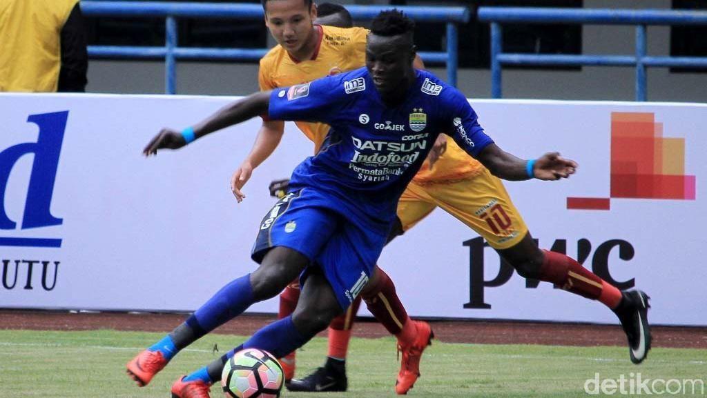 Persib Berjaya di Laga Perdana Piala Presiden 2018