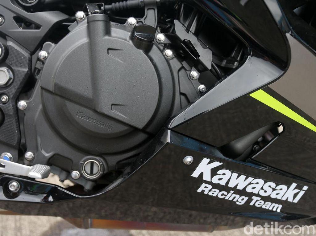 Tantang Yamaha R15 cs, Kawasaki Siapkan Motor Sport 150 cc
