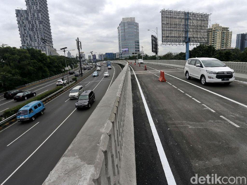 Flyover Pancoran Belum Punya Sertifikat Laik Fungsi, Aman Enggak?