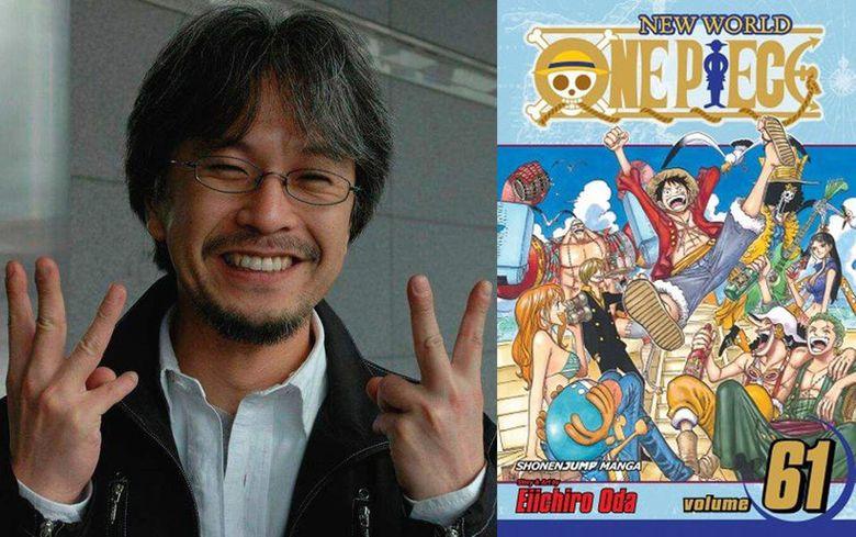 One Piece Populer dan Mendunia, Sang Komikus Diganjar Penghargaan