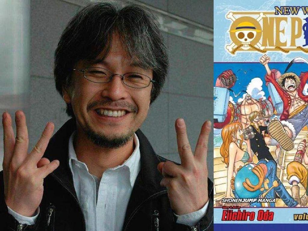 Eiichiro Oda Sebut COVID-19 Buat Usia Manga One Piece Lebih Panjang