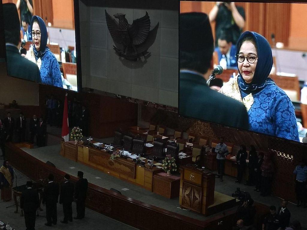 Gaya Bamsoet Tancap Gas Begitu Dilantik sebagai Ketua DPR