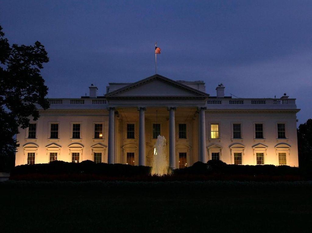 Mengintip Gedung Putih di Era Presiden Trump