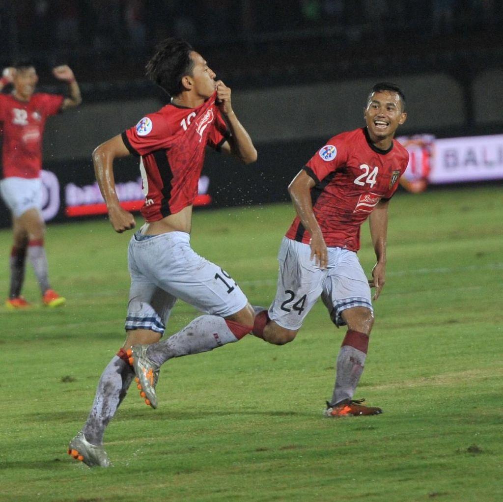 Bali United Siap Kejutkan Chiangrai United