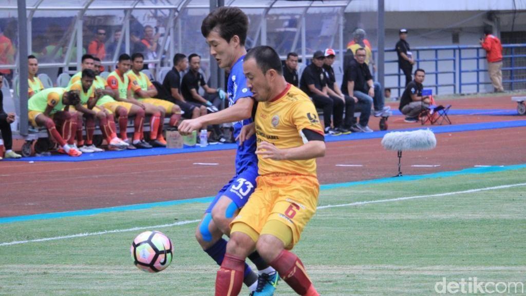 Dikalahkan Persib, Rahmad Darmawan Sebut Sriwijaya FC Tak Bermain Lepas