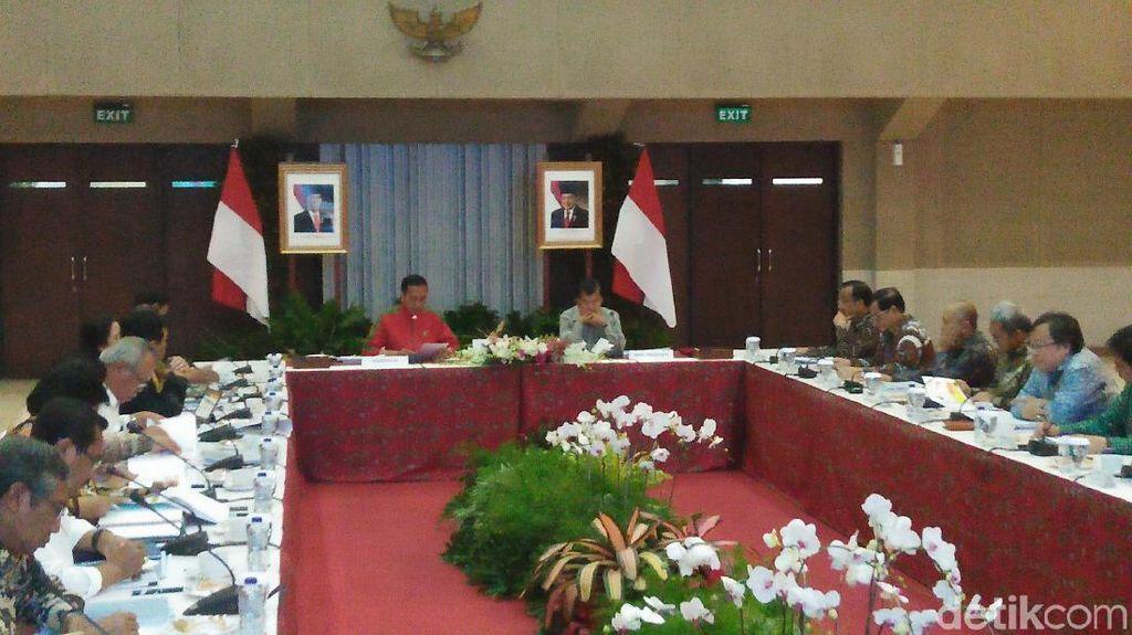 Jokowi: 80% Air Minum Masyarakat Jakarta Berasal dari Sungai Citarum