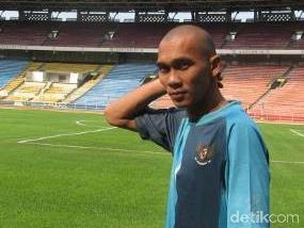 Markus Horison Jadi Pelatih Kiper Aceh United