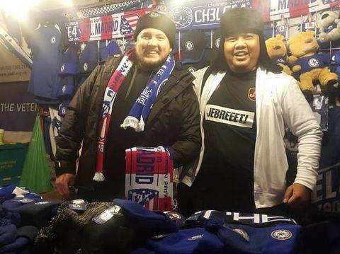 Mengintip Aksi Chelsea di Stamford Bridge