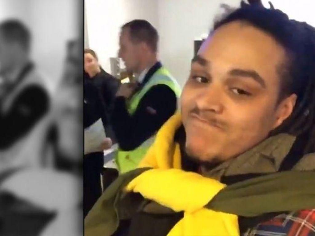 Pakai Semua Baju Untuk Hindari Biaya Bagasi, Pria Ini Ditolak Terbang