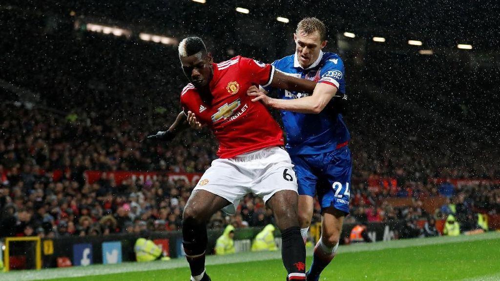 Paul Pogba Terus Terlibat dalam Gol-gol MU