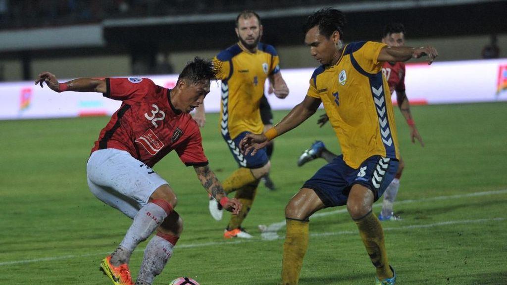 Tampines Rovers Sanjung Kualitas Bali United