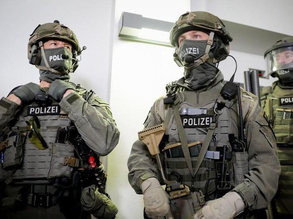 Antisipasi Ancaman Teror, Pasukan Elite Jerman GSG9 Diperkuat