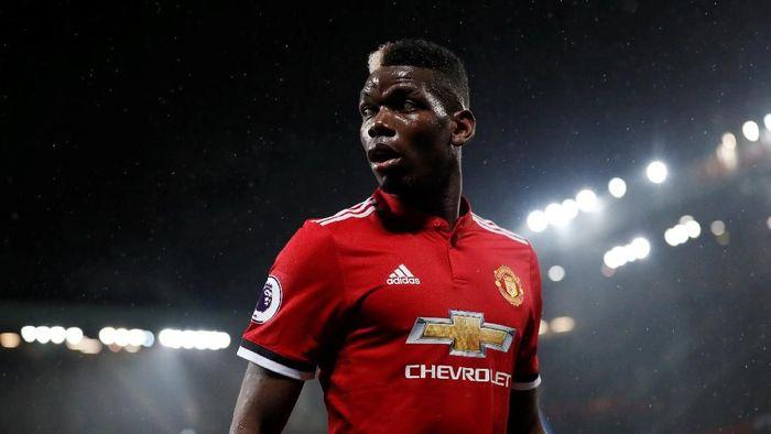 Ada rumor hubungan Paul Pogba dan Jose Mourinho di Manchester United memburuk (Foto: Action Images via Reuters/Carl Recine)