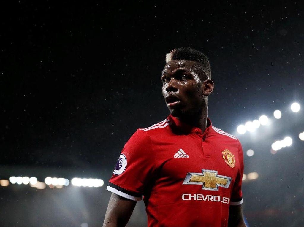 Mourinho: Pogba Memang Sedang Tak Main Bagus